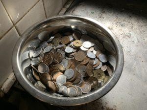 お金と同等な不用品