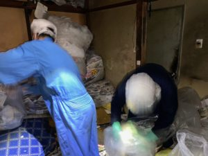 京都市の遺品整理、ゴミ屋敷は得意の美鈴環境サービスです